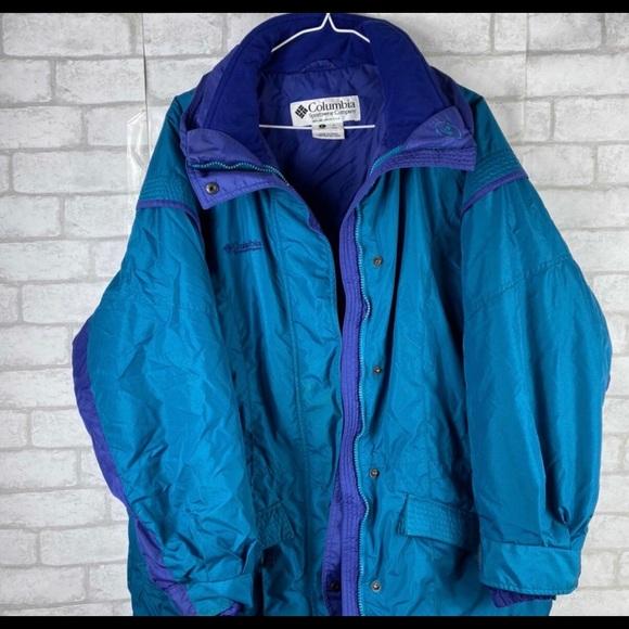 Columbia Jackets & Blazers - 90s gizmo Columbia winter jacket